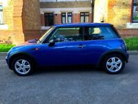 Mini Cooper Auto 1.6 One 3dr , Automatic Gearbox ,In Great Condition In / Out,Quick Sale £2450
