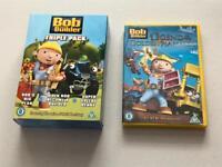 Bob the Builder DVD's