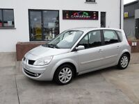 2007 RENAULT SCIENIC 1.5DCI ONLY 60000 MILES MOTD DYNAMIQUE