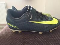 Nike boys football boots size 12