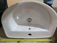 Bathroom small sink basin