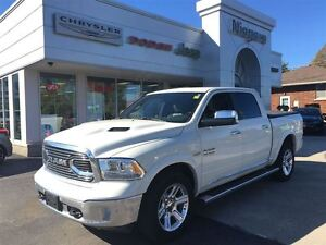 2016 Ram 1500 LIMITED,20'S,LEATHER,HTD SEATS,NAV,LOADED!!