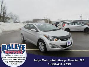 2015 Hyundai Elantra Sport! Sunroof! Heated Seats! Trade In! Sav