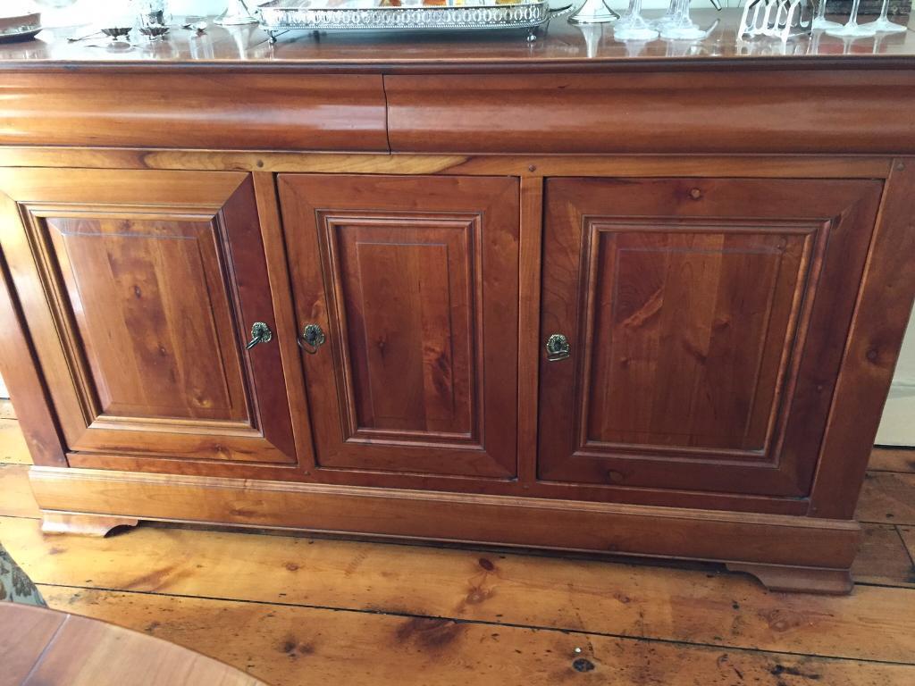 Multiyork cherry wood sideboard | in Holt, Norfolk | Gumtree