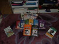 Books - Nelson Mandela autobiography, Diary of a Wimpy Kid, The Famous Five and more!