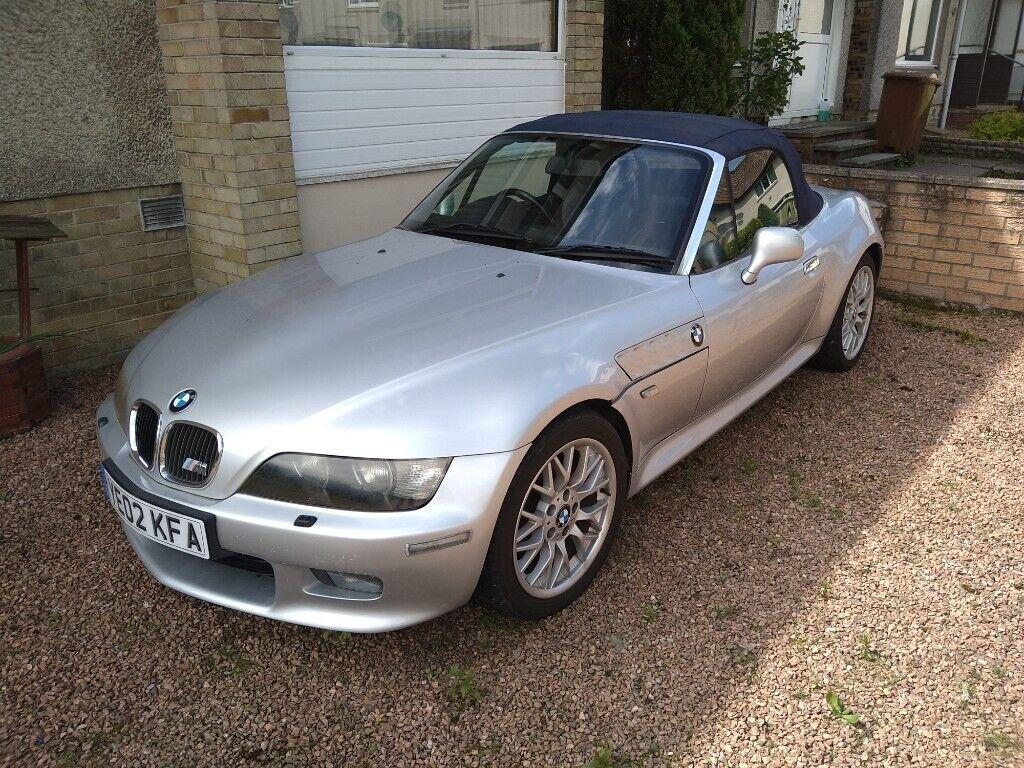 BMW, Z3, 2.2 M sport 57k miles