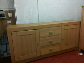 Solid Sideboard Good Quality.