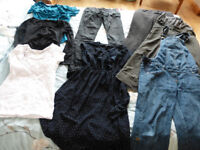 Bundle of Maternity Clothes Size 8-10