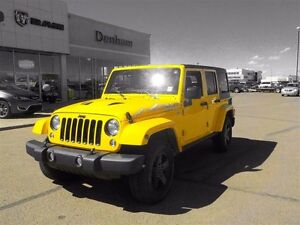 2015 Jeep WRANGLER UNLIMITED Jeep Wrangler Sahara X Unlimited