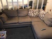 Corner sofa for sale or swap