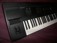 KURZWEIL K2000 VP / K-2000 VP , 61 Keyboard , Workstation , Synthesizer , 34MB 16 Channel Sequenser.