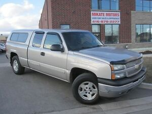 Flawless 2005 Chevrolet Silverado 1500 LS Z71, Cert. & E-Tested