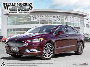 2017 Ford Fusion SE - LEATHER, NAV, REAR VIEW CAMERA