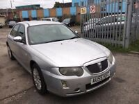 ROVER 75 CDTI CONNOISSEUR SE DIESEL AUTOMATIC LEATHER SEATS 2006 75K