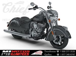 2018 Indian Motorcycles Chief 3.99% 72 mois, 1500,00$ + 500,00$