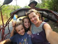 Childcare/babysitting/ short term au pair for cosy family in Hanover.