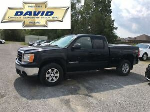 2007 GMC Sierra 1500 SLE EXT 4WD Z71, AS-IS, ALLY, BENCH, HITCH,