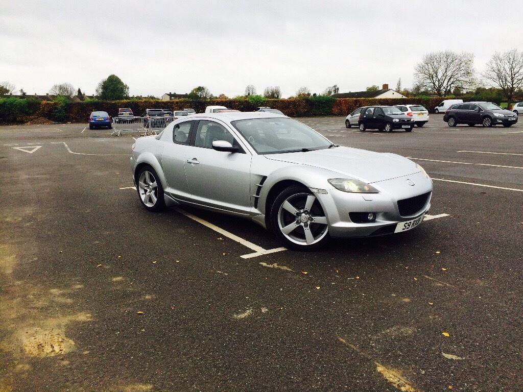 Mazda rx8 private plate in Welwyn Garden City Hertfordshire