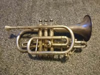 Boosey & Hawkes Imperial Bb Cornet
