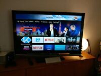 """55"""" Pananosic full HD freeview built in"""