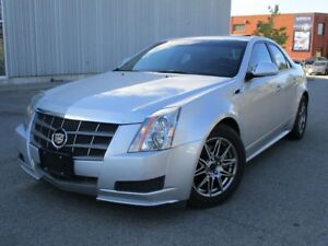 2011 Cadillac CTS LEATHER SUNROOF CAMERA