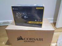 Corsair H100i v2 Liquid CPU Cooler