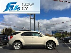 2011 Chevrolet Equinox LT, FWD, LOCAL TRADE, LOW KMS