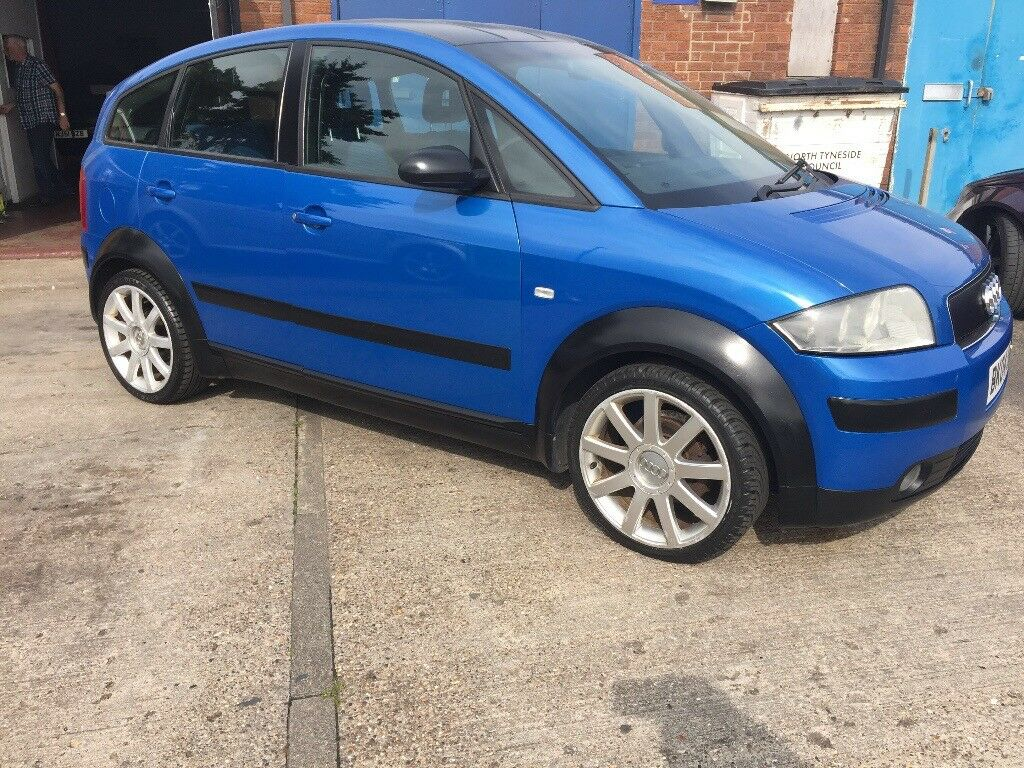 audi a2  in shiremoor tyne and wear  gumtree