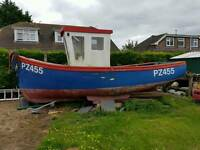 FISHING BOAT PROJECT
