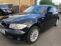BMW 1 Series petrol 2006