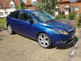 Ford Focus 2ltr 136bhp TDCI Titanium 59 plate 6 Speed Manual with extras