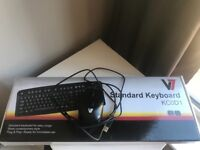 Brad New Keyboard and mouse