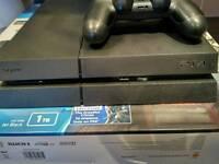 Sony PS4 1TB hard drive version