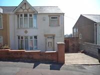 Superb 3 Bed, 3 Lounge Extended Semi to Let.Baglan,Port talbot.Only £630 pcm.