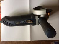 Seldom used MACAllister 115mm Angle Grinder - 850W-corded (COD115AG) now surplus to needs