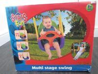Multi Stage Swing