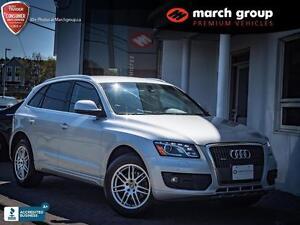 2012 Audi Q5 2.0T Prem Plus w/Navigation