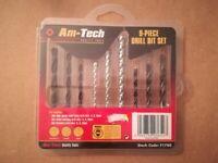 9 piece drill set
