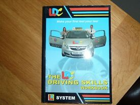Driving Skills Workbook – great for passing your test