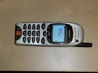 Classic Nokia 6150e - SILVER with unique BLUE backlight (Unlocked) Mobile Phone