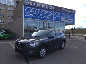 2016 Mazda CX-5 GS GS- FREE WINTER TIRES AND R/S