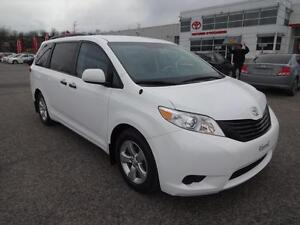 2013 Toyota Sienna CEA/C GR ÉLECT COMPLET NO ACCIDENT RECORD