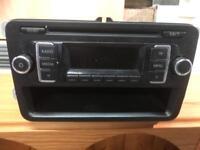 VW Transporter Radio