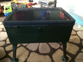 Nash tackle box in good condition
