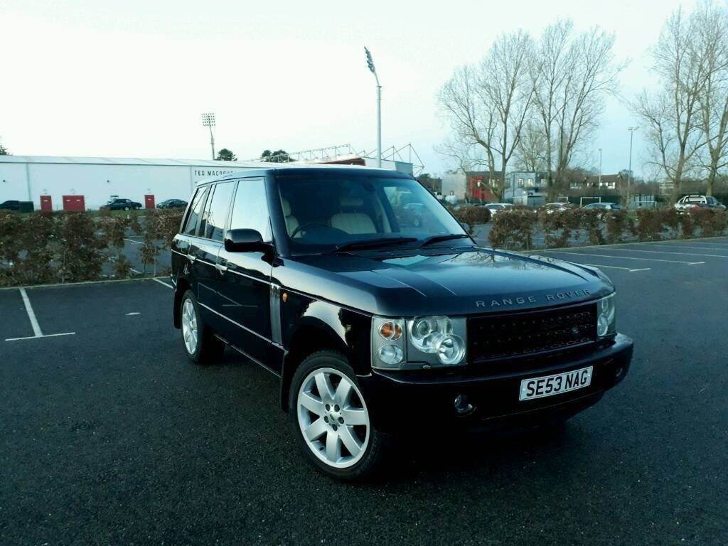 2004 RANGE ROVER VOGUE 4.4 PETROL - LONG MOT - WARRANTY