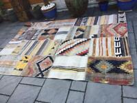 Large Paco Artino - Multicoloured Rug, Brand New