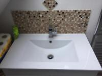 Brand new vanity and basin complete set ** RRP £300 **