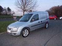 VAUXHALL COMBO 1.3 CDTI DIESEL VAN SILVER NEW SHAPE 2011 BARGAIN ONLY £1950 *LOOK* PX/DELIVERY