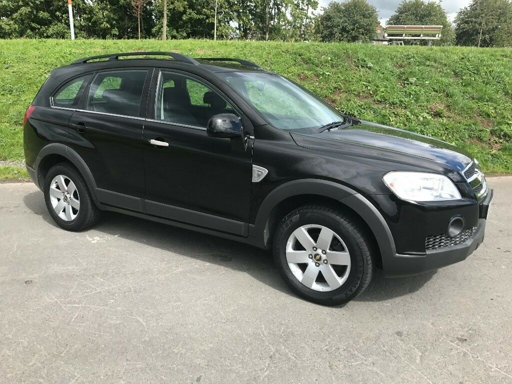 "2009 Chevrolet Captiva LT 2.0 VCDi 4 x 4 ""7 SEATS"" £1995!!!"