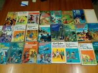24 Enid blyton story books